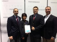 Greg Anapol, Linda Kerechek, Director of Commercial Marketing, Christian Nolte, Craig Mackin, CEO and Owner